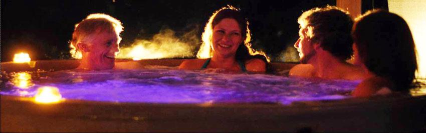 Rotospa Hot tub rental in Tillsonburg